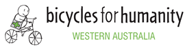 Bicycles for Humanity Western Australia logo