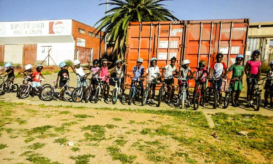 Bicycles for Humanity Western Australia - Africa